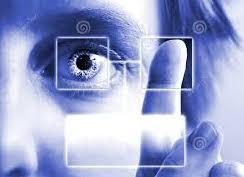 irisscan en fingerprint
